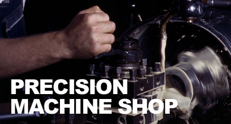 Precision Machine Shop